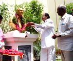 75th year celebrations of Telangana Saraswatha Parishath -  Venkaiah Naidu