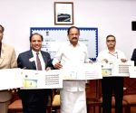 Venkaiah Naidu releases stamp on the International Association of Lions Clubs