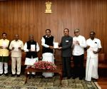 Vice President Naidu releases the publication – 'Rajya Sabha: The Journey Since 1952