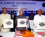 Social Statistics in India' - international conference - Vice-President Ansari, Nitish Kumar