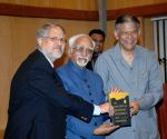 Release of Najeeb Jung's book 'Political Economy of Energy and Growth'