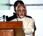 Vice-President delivers Asiatic Society for Gandhi Memorial Lecture