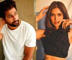Vicky Kaushal, Kiara Advani, Bhumi Pednekar resume shoot for Mr. Lele
