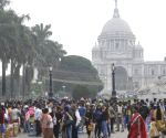 Chinese man held for flying drone over Victoria Memorial