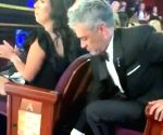 Free Photo: Video of Taika Waititi hiding his Oscar trophy under a seat goes viral