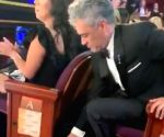Oscars 2020: Taika Waititi stashing trophy under a seat goes viral