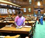 Karnataka Assembly Budget Session - Preparations