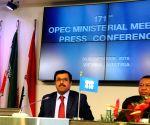 AUSTRIA VIENNA OPEC OIL PRODUCTION CUT
