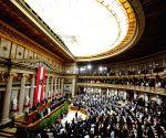 AUSTRIA VIENNA PRESIDENT RETIREMENT