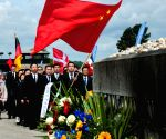 AUSTRIA MAUTHAUSEN CONCENTRATION CAMP LIBERATION ANNIVERSARY COMMEMORATION