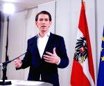 AUSTRIA VIENNA FM OVP NEW LEADER