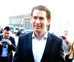 AUSTRIA VIENNA ELECTION VOTE