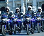 AUSTRIA VIENNA POLICE PARADE