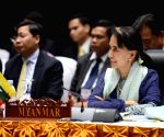 LAOS-VIENTIANE-LOWER MEKONG INITIATIVE MINISTERIAL MEETING