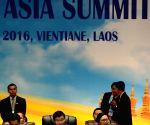 LAOS-VIENTIANE-EAST ASIA SUMMIT