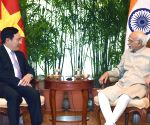 Vietnam Dy PM calls on Vice President
