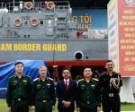 Vietnam launches second Indian high-speed patrol boat