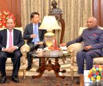 Vietnam PM calls on President Kovind
