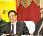 Vijaya Bank  press conference