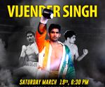 Free Photo: Vijender Singh set for March 19 return, fight to take place on a Casino ship for the first time