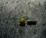 Search for Vikram on: NASA scientists analyse lunar images from orbiter