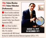 Vikram Sarabhai: Innovator and Scientist
