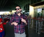 Vikrant Massey spotted at airport departure on Tuesday 02nd March, 2021