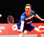 Better than not playing at all: Axelsen on closed door tournaments