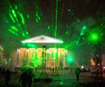 LITHUANIA VILNIUS LIGHT FESTIVAL