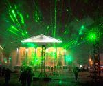 LITHUANIA VILNIUS LIGHT FESTIVAL