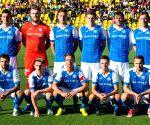 LITHUANIA-VILNIUS-SOCCER-EUROPA LEAGUE QUALIFIER-FK TRAKAI VS ST. JOHNSTONE