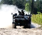 "LITHUANIA-PABRADE-MULTINATIONAL ANTI-TANK EXERCISE ""HUNTER 2016"