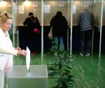 LITHUANIA VILNIUS PRESIDENTIAL RUNOFF EUROPEAN PARLIAMENT ELECTION