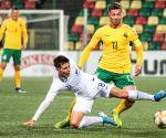 LITHUANIA-VILNIUS-FOOTBALL-FRIENDLY MATCH-LITHUANIA VS NEW ZEALAND