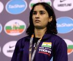Olympic wrestling: Vinesh Phogat in quarterfinals with easy win