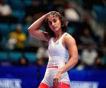 Vinesh, Seema reach repechage, keep India's medal hopes alive