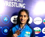 Vinesh storms to gold in Matteo Pelicone Ranking Series (Ld)