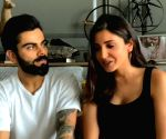 Kohli & Anushka's 'take a break' session leaves fans in splits