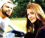 Anushka Sharma shares a selfie with hubby Virat Kohli as she says goodbye to him