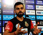 IPL: Kohli is positive despite losing to Chennai