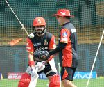 IPL 2017 - Royal Challengers Bangalore practice session