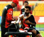 IPL 2017 - Royal Challengers Bangalore - practice session - Virat Kohli