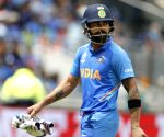 Kohli close to equalling Dhoni's Test captaincy record