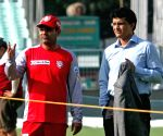 IPL 2017 -  Kings XI Punjab - practice session