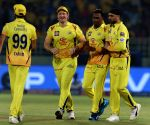 Bowlers steal show as Chennai restrict Delhi to 147/9