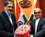 Viswas Mehta takes over new Kerala Chief Secretary