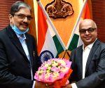 Viswas Mehta takes over new Kerala Chief Secretary