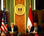 EGYPT CAIRO US DIPLOMACY