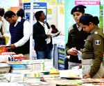 Visitors at book fair