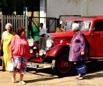 Vintage Car Fiesta 2018